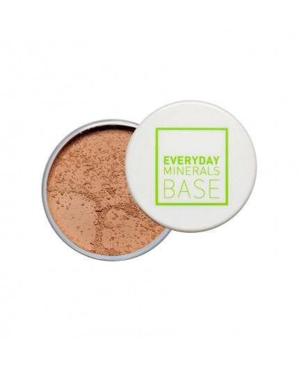 Everyday Minerals Matte Base 6W Golden Almond, 4.8g