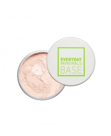 Everyday Minerals Matte Base 4C Rosy Medium, 4.8g