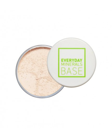 Everyday Minerals Matte Base 3N Beige, 4.8g