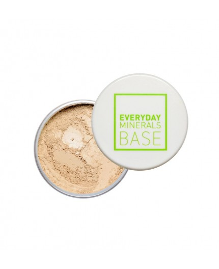 Everyday Minerals Matte Base 2W Golden Light, 4.8g
