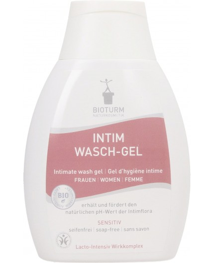 Bioturm Intimate wash gel, 250 ml
