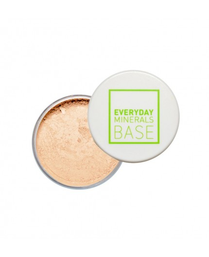Everyday Minerals Semi-Matte Base 5N Tan, 4.8g