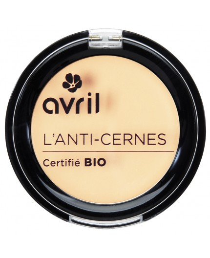 Avril Concealer Ivoire Certified organic, 2.5g