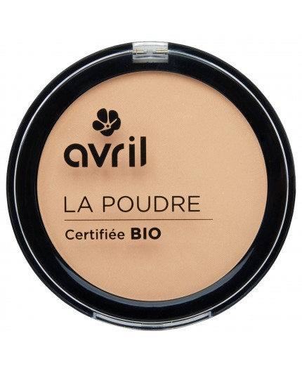 Avril Compact powder Claire Certified organic, 7g