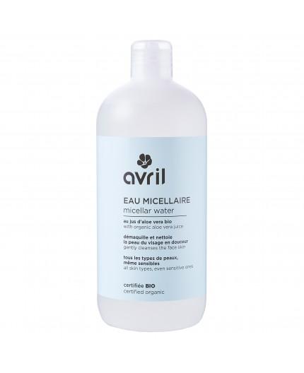 Avril Micellar water Certified organic, 500ml