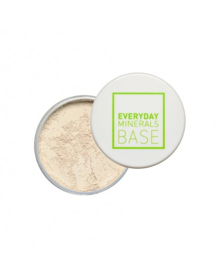 Everyday Minerals Semi-Matte Base 2N Light, 4.8g