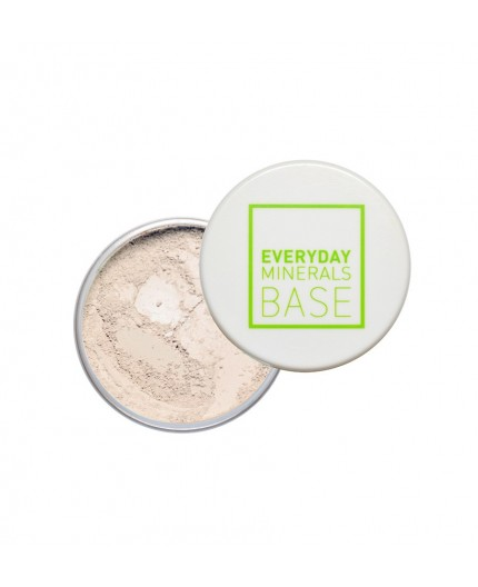 Everyday Minerals Semi-Matte Base 1N Ivory, 4.8g