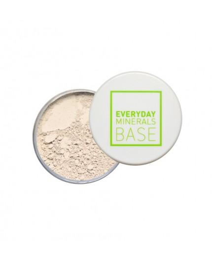 Everyday Minerals Semi-Matte Base 0W Golden Fair, 4.8g