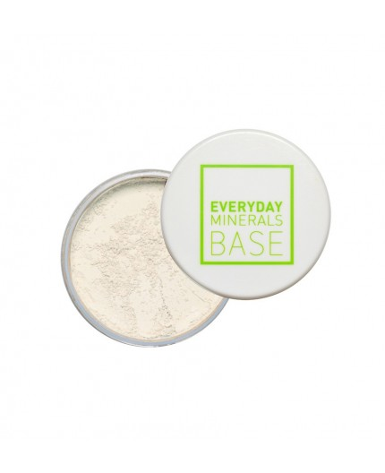 Everyday Minerals Semi-Matte Base 0N Fair, 4.8g