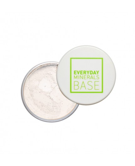 Everyday Minerals Semi-Matte Base 0C Rosy Fair, 4.8g