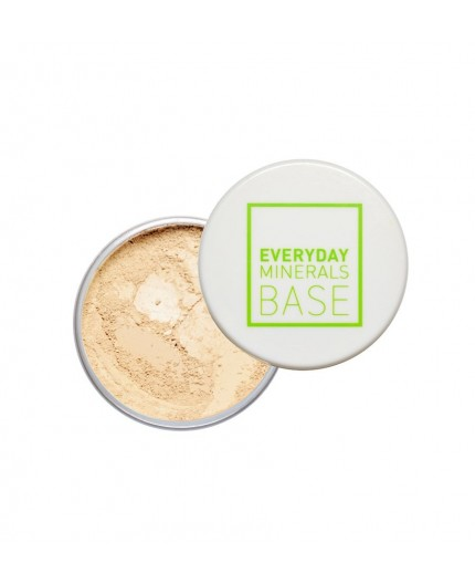 Everyday Minerals Jojoba Base 6N Almond, 4.8g